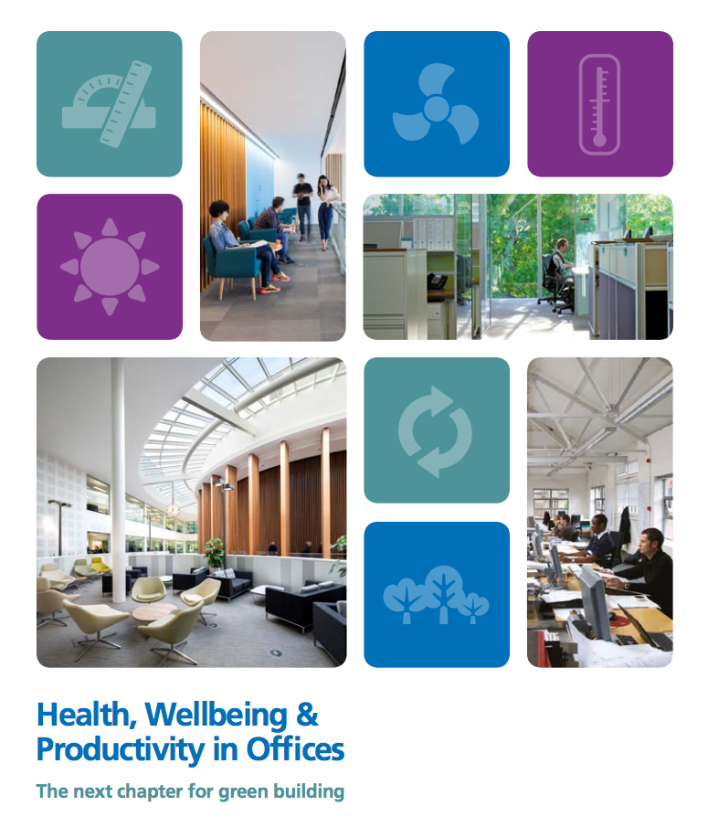World Green Building Council report health wellbeing in buildings