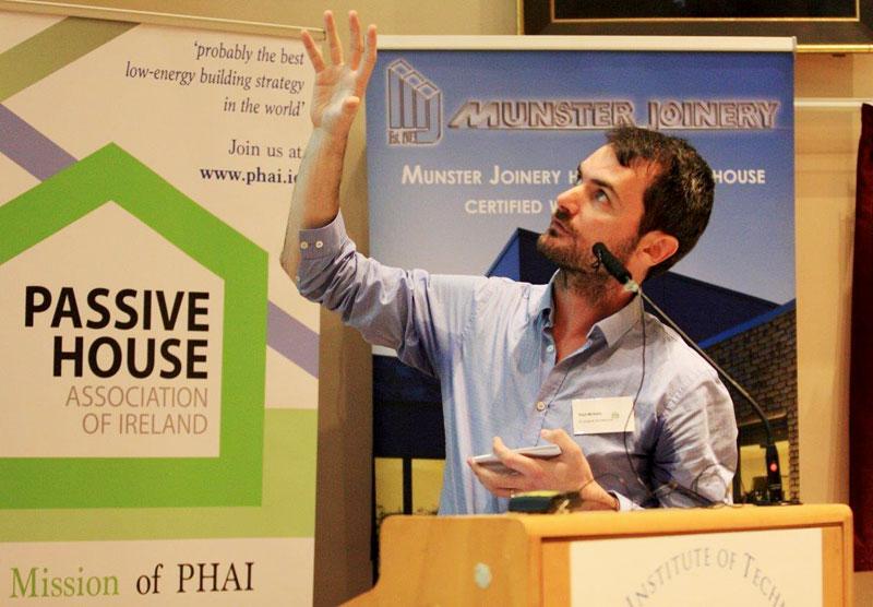 paul mcnally passivhaus architect cork