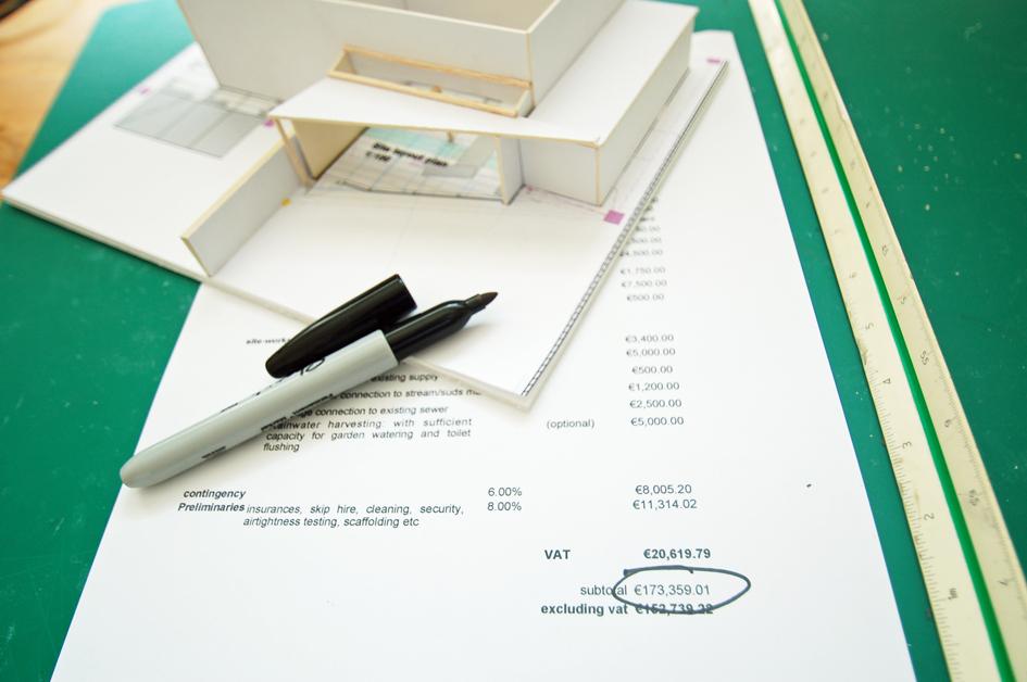 Architect's Budget