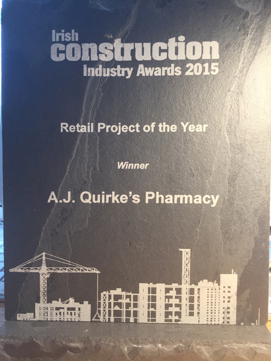 passive pharmacy retail award