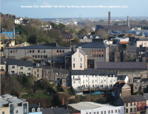 Cork Architectural Association 2016 exhibition Booklet